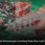 Situs Judi Online Poker Mendapatkan Kemenangan - KarmaNinteractive